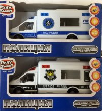 0943 Машина Полиция электромех.