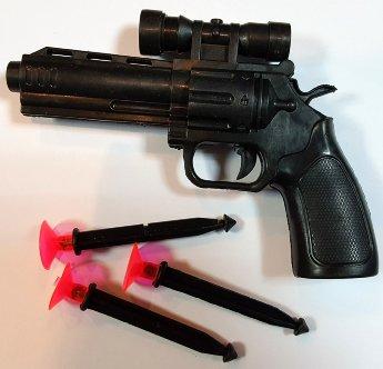 Пистолет с присосками В1083
