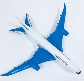 370 Самолет на веревке